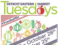 Eastern Market Tuesday Market
