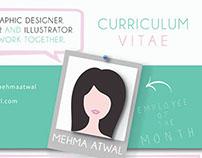 Curriculum Vitae '14