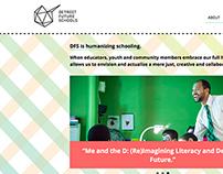 Detroit Future Schools Website