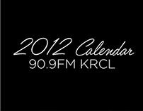 2012 KRCL Calendar
