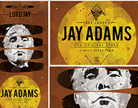 Legendary Jay Adams Graphic Tribute
