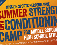 Summer Program Postcard