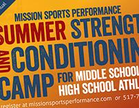 Summer Program Postcard