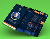 Application Design for PM of India