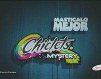 TV / CHICLETS MYSTERY