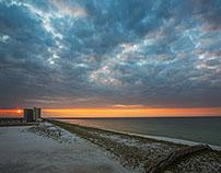 NAVARRE BEACH SCENES