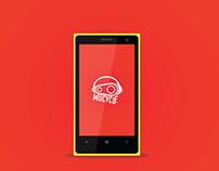 MUCYCLE - Music app