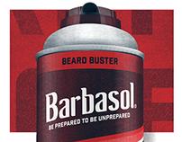 Barbasol Campaign Repositioning