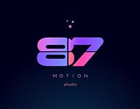 87motion new rebranding