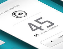 Android Mobile UI | Mobile Banking app