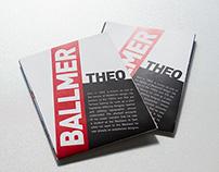 Theo Ballmer — Leaflet