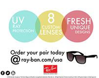 Ray-Ban Ad