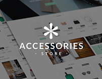 Accessories Store - Ecommerce Template