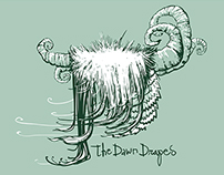 Dawn Drapes Tee Shirt