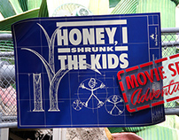 Honey, I Shrunk the Kids Adventure Movie Set