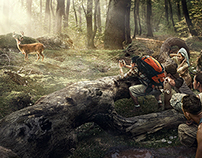 The Deer Hunter (Telkomsel Initiative Ad)