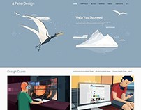 PeterDesign Studio Website