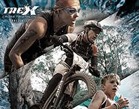 Australian Cross Triathlon Championships poster