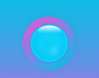 Ball Fun Mobile App Design