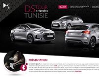 Citroën DS Tour