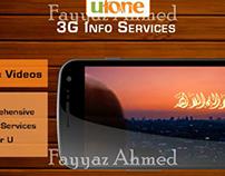 3G services Presentation