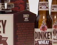 Dinkey Wheat Beer Packaging