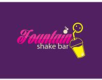 Logo Design for Shake bar