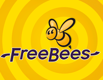 FreeBees / Name & Brand Development for BP