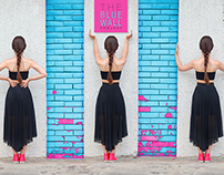 The Blue Wall Project