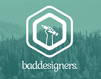 Baddesigners Logo Design