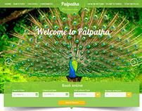 Echo Lodge Web UI (one-page)