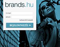 brands.hu redesign