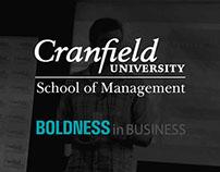 Cranfield University - BiB [brand identity]