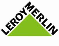 LEROY MERLIN work