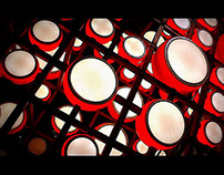 Gallery Design // 24 Festive Drums