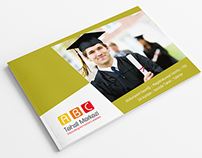 Brochure for ABC Education Company