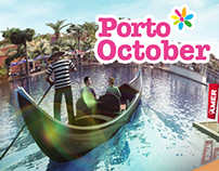 Porto October Outdoor Campaign