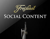 Freixenet International social content