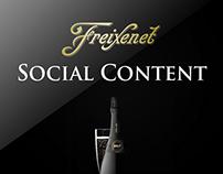 Freixenet International social content