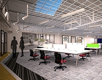 Showroom Design // Bristol Furniture