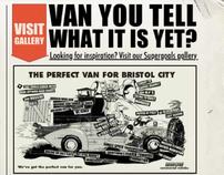"""Fiat Vans Online Activation - Fiat, UK -""""Cannes winner"""""""