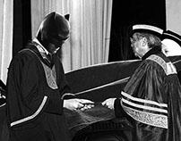 Graduation X Batman