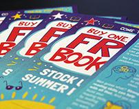 Scholastic Book Fairs Summer Reading 2014