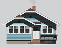House Illustration