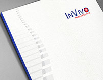 Invivo pocket folder design