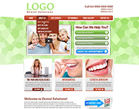 Dental Solutions Web Design