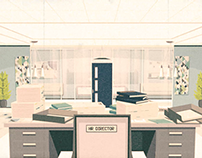 James Gilleard - School of Thought