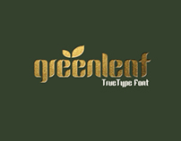 GreenLeaf TrueType Font