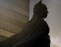 PERSONAL PROJECT: BATMAN