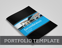 A4 and US Letter Portfolio / Catalog Template